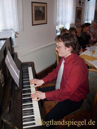 13. Frühlingssingen des Männerchores Mohlsdorf