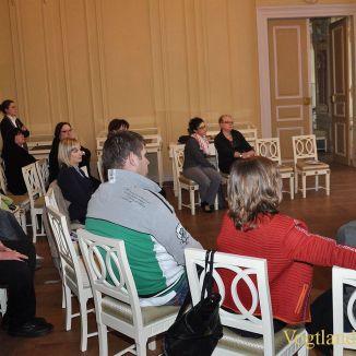 Wirtschaftsförderer lud zum Gastrotag ins Sommerpalais Greiz ein