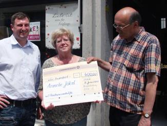 Greizer Bürgerstiftung bittet um weitere Spenden