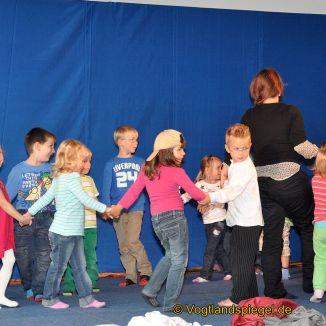 Kinderwerkstatt des Greizer Theaterherbstes stellt sich vor