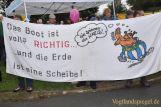Friedliche Mahnwache auf dem Greizer Zaschberg