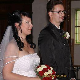 Hochzeit von Christian Tischner und Nadine Peukert