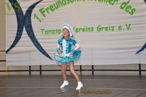 1.Freundschaftsturnier des Tanzsportvereins Greiz e.V.