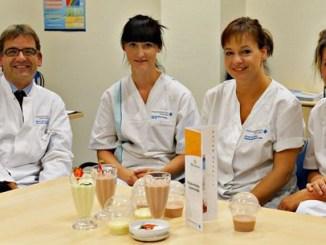 Ernährungsteams am Greizer Krankenhaus