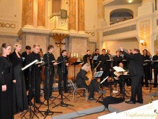 Monteverdis »Marienvesper« in Greizer Stadtkirche aufgeführt