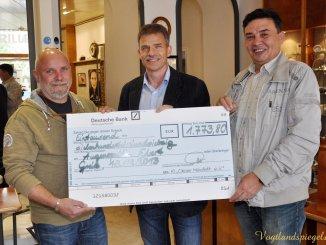 Neustadt e.V. übergibt Spenden