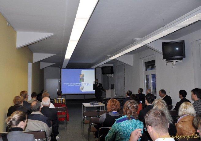 Greizer Textilforschungsinstitut lud zum Tag der offenen Tür ein