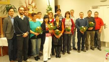 Dankeschön für Ehrenamt in der Jugendarbeit