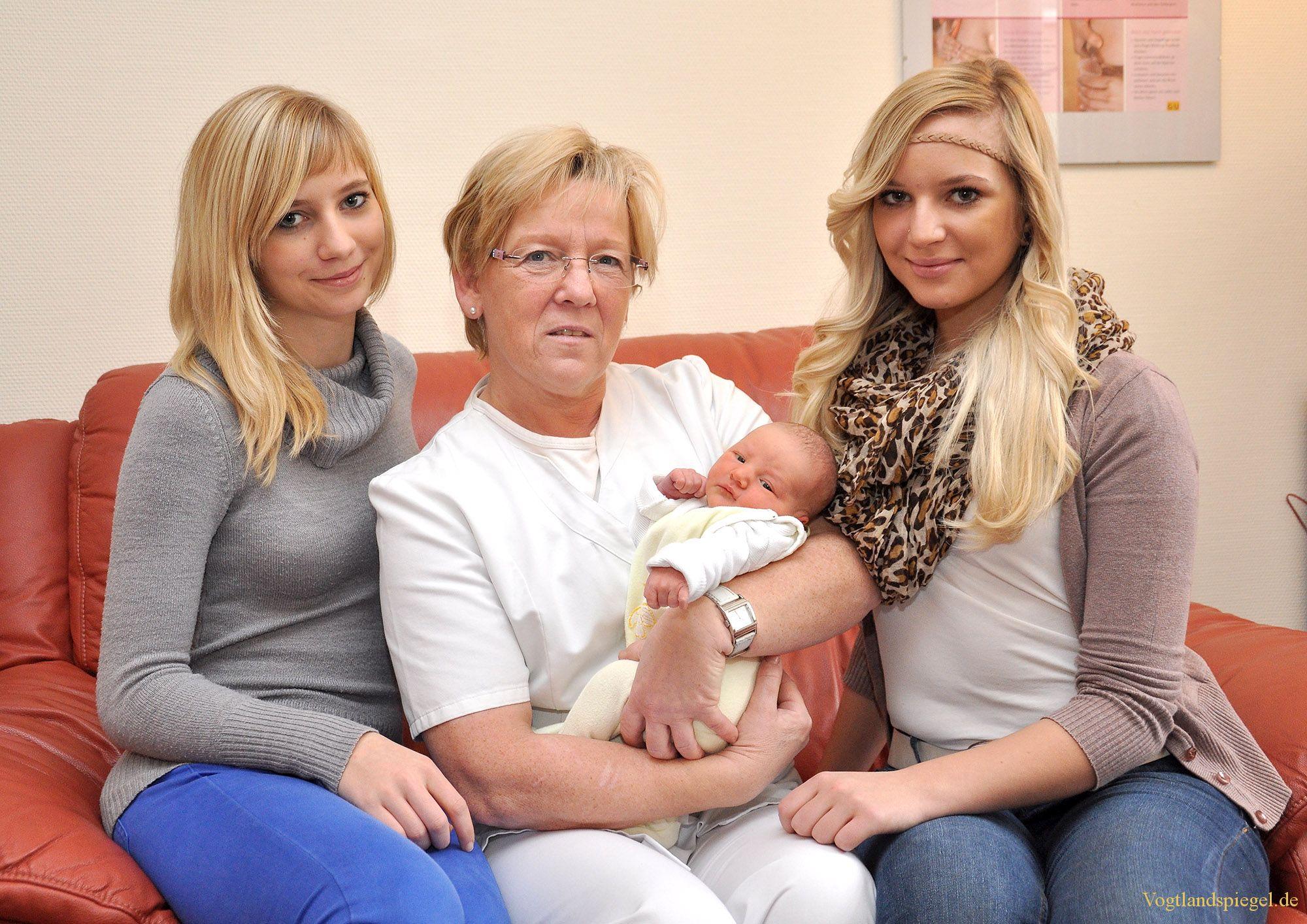 300 Geburten im Jahr 2013 im Greizer Krankenhaus