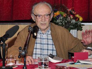 Lesung mit Rudi W. Berger