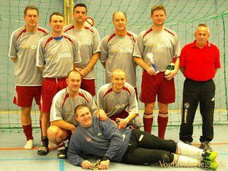 Alten Herren des 1. FC Greiz