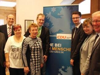 CDU-Kandidatenliste für den Kreistag steht