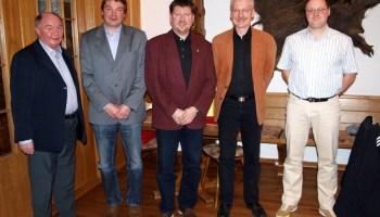 KFA Greiz ehrt verdienstvolle Fußballfunktionäre