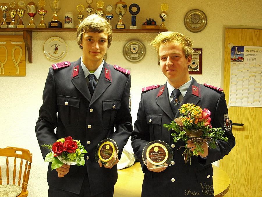Feuerwehrtechnik soll 2012 bei Jugendfeuerwehr Daßlitz im Vordergrund stehen