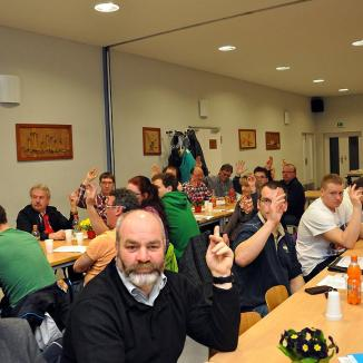 Mitgliederversammlung der Kreissportjugend Greiz