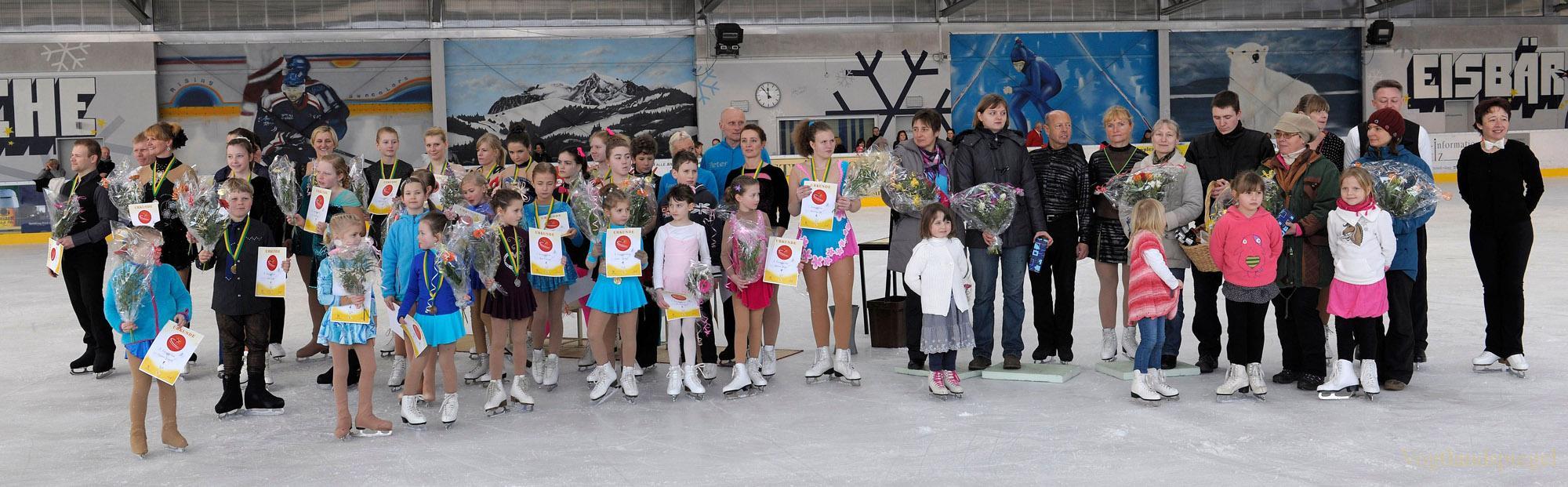 Vereinsmeisterschaften des Hainberger Sportvereins Greiz