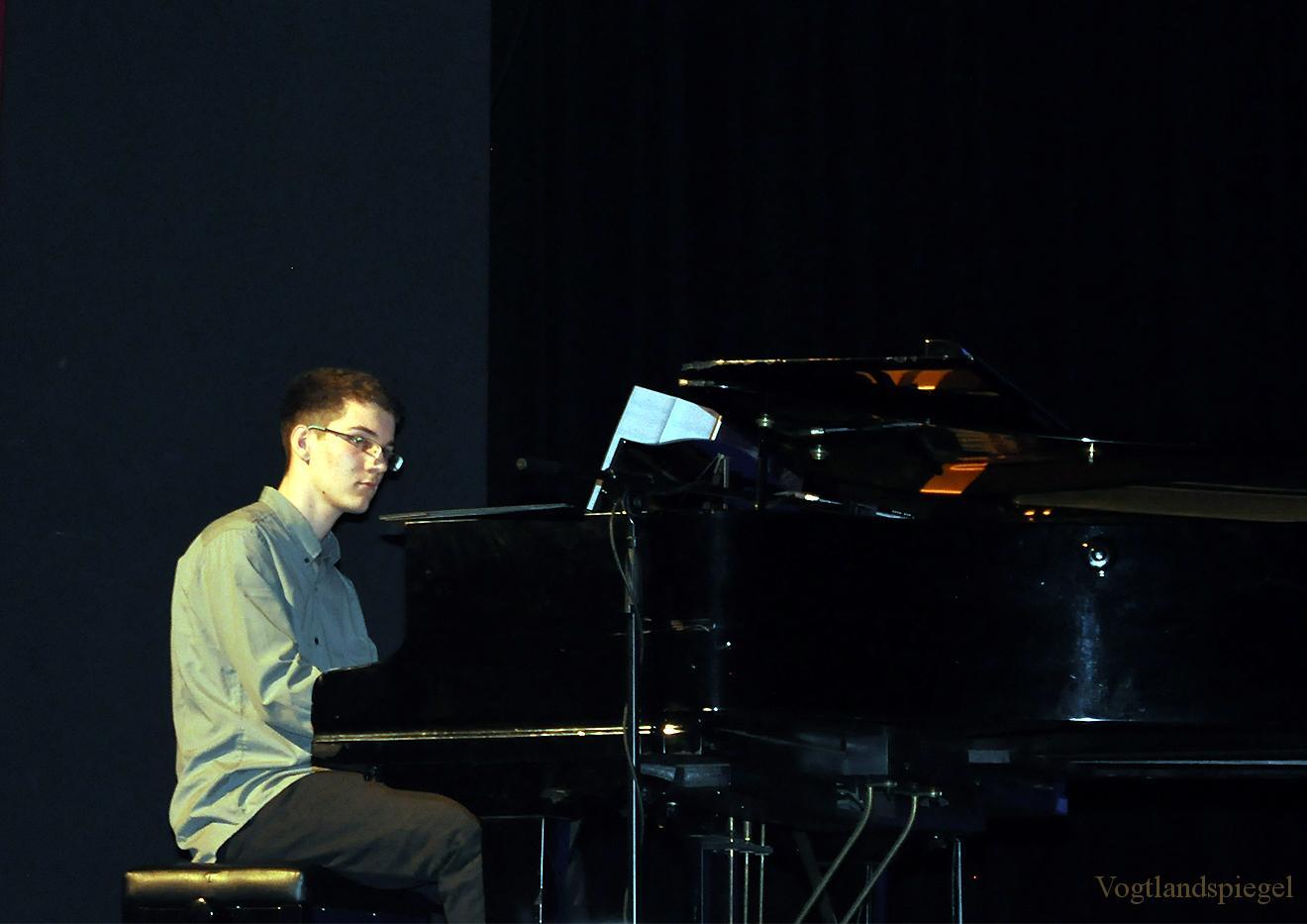 Frühlingskonzert des Ulf-Merbold-Gymnasiums Greiz