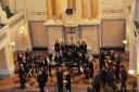 """Passionskonzert in der Stadtkirche """"St. Marien"""" Greiz am Karsamstag"""