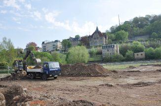 Baustart für Kindergarten in der Greizer Neustadt