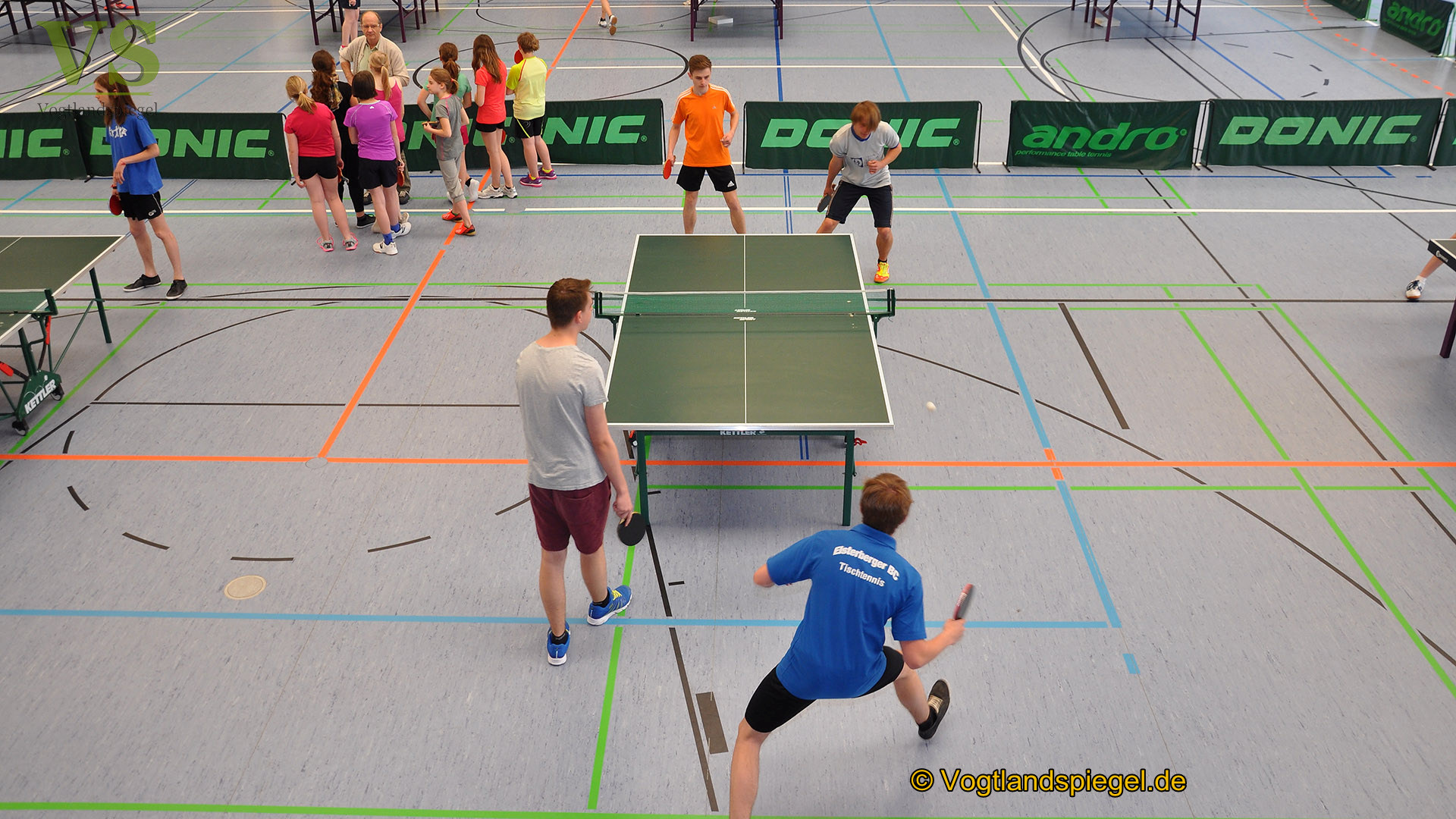 Kreisjugendspiele in den Sommersportarten offiziell eröffnet