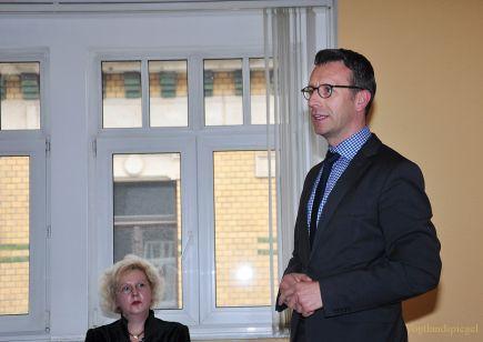 Seminar zur Unternehmensnachfolge in Greizer Altstadtgalerie