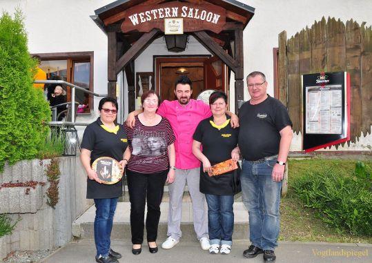 Saloon / Pizzablitz nach grundlegender Sanierung wieder geöffnet