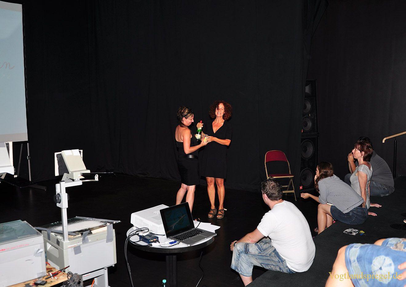 Vorstellung der Theaterherbst-Werkstätten