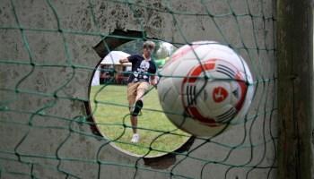 Sportfest des SV Blau-Weiß 90 Greiz