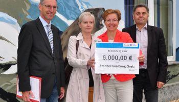 Lottomittel von Sozialministerin Heike Taubert