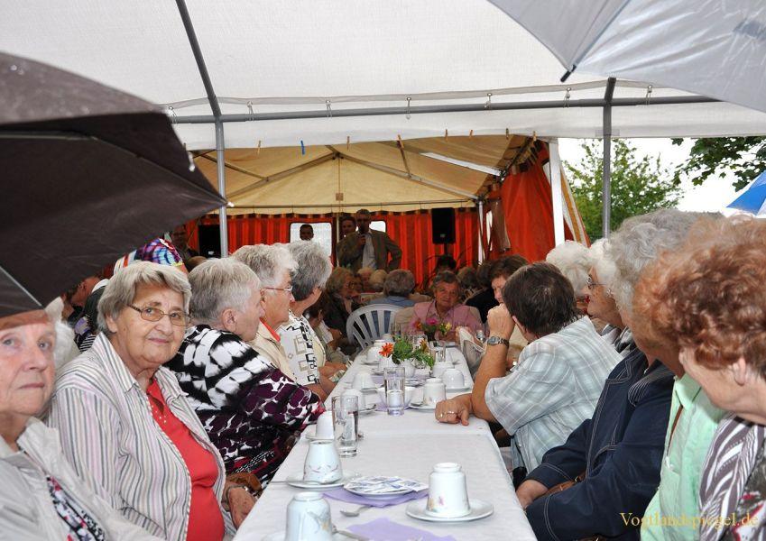 Sommerfest der Greizer Volkssolidarität