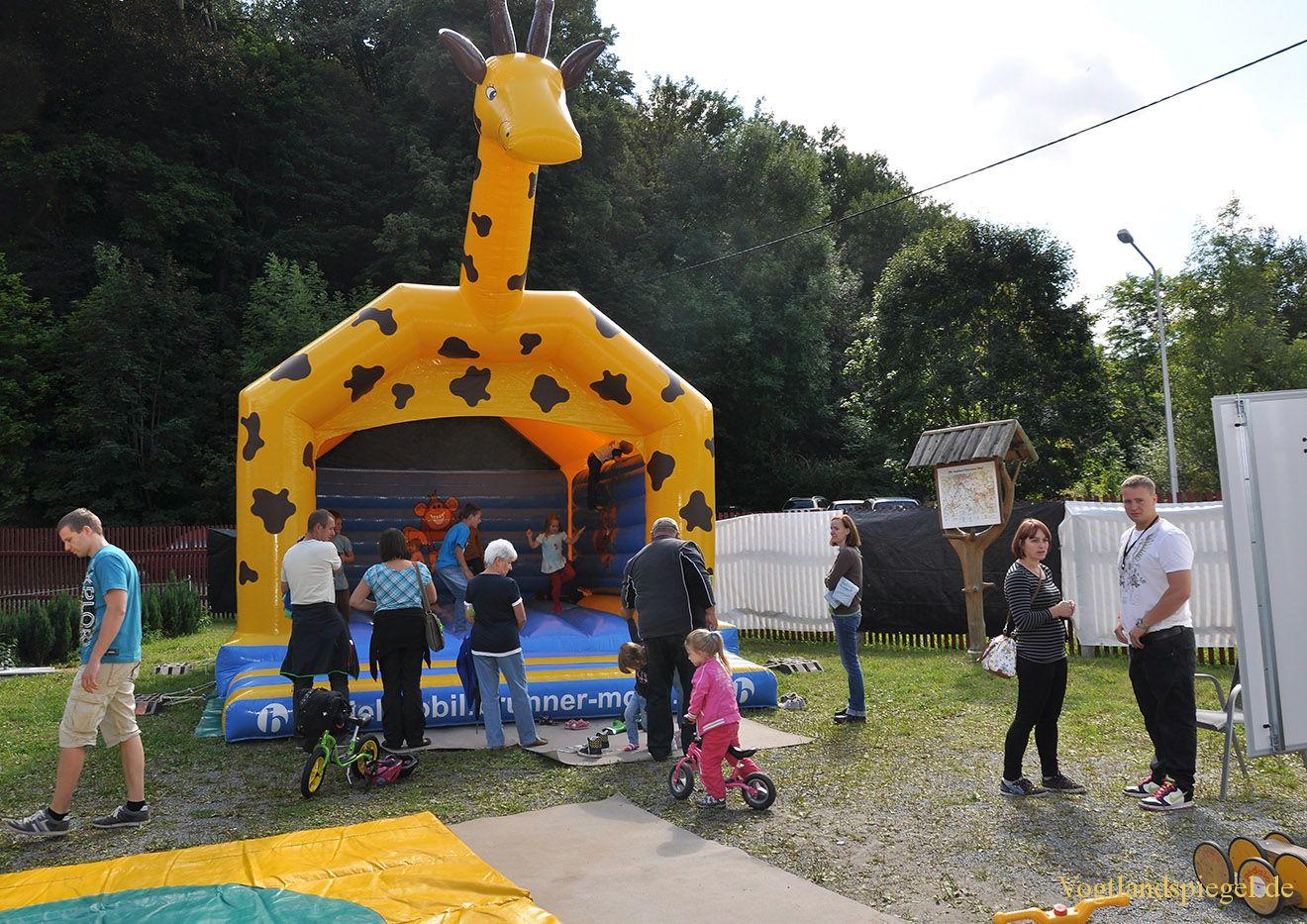 Kinderfest des Papierfabrik Open Air