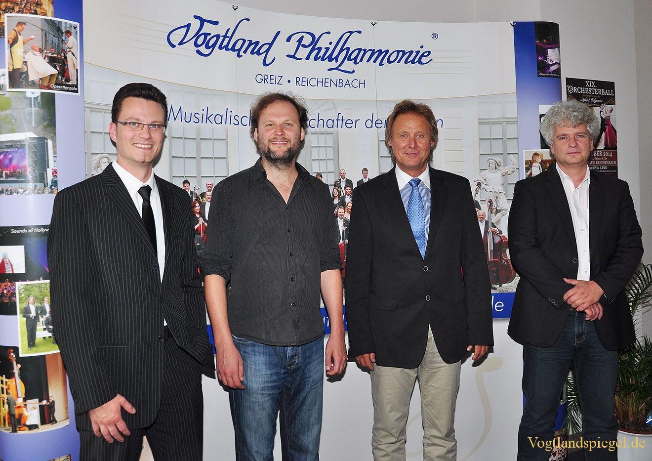 Vogtland Philharmonie Greiz/Reichenbach startet in die neue Konzertsaison