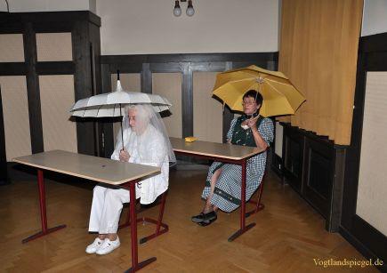 Umjubelte Seniorenwerkstatt im Greizer Rathaus