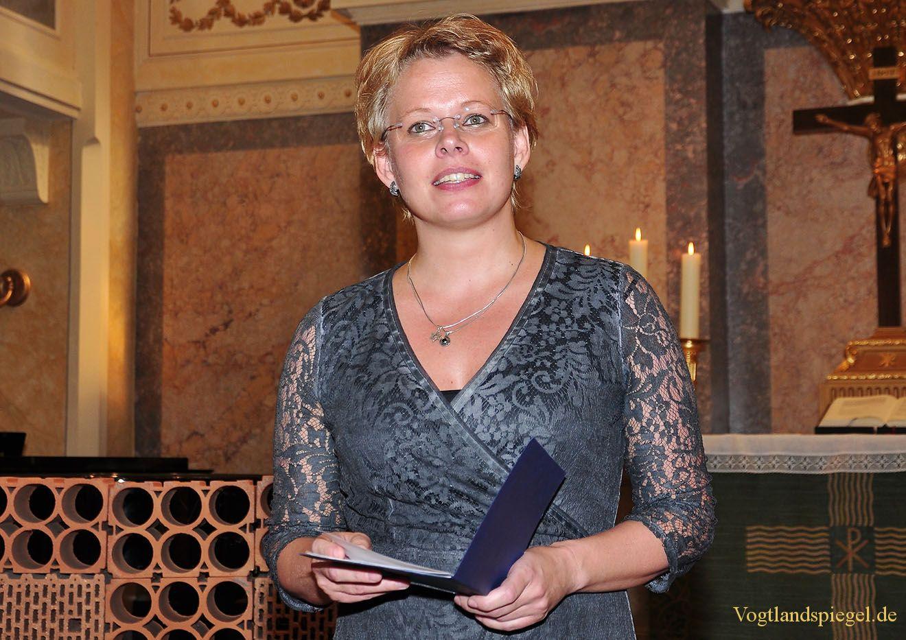 Festgottesdienst zum 20-jährigen Bestehen des Greizer Frauenschutzhauses