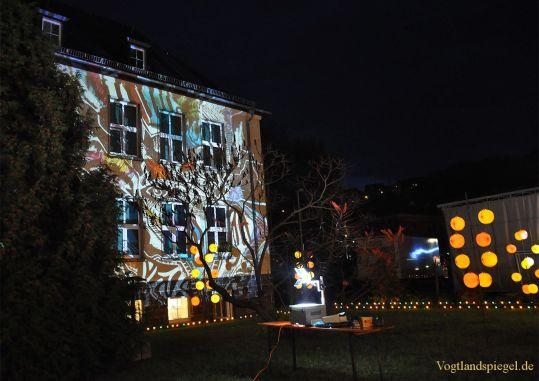2000 Gäste kommen zum Greizer Lichterfest
