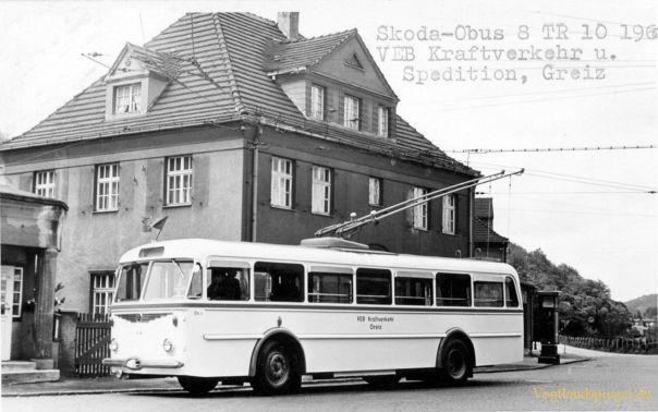 Vom VEB Kraftverkehr Greiz zur Personen- und Reiseverkehrs GmbH