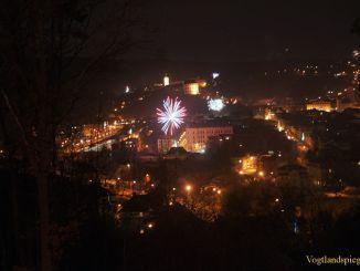 Greizer begrüßen das Neue Jahr 2015