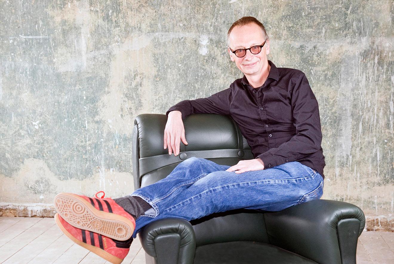 Berliner Schauspieler und Regisseur Martin Heesch