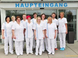 Greizer Krankenpflegeschüler