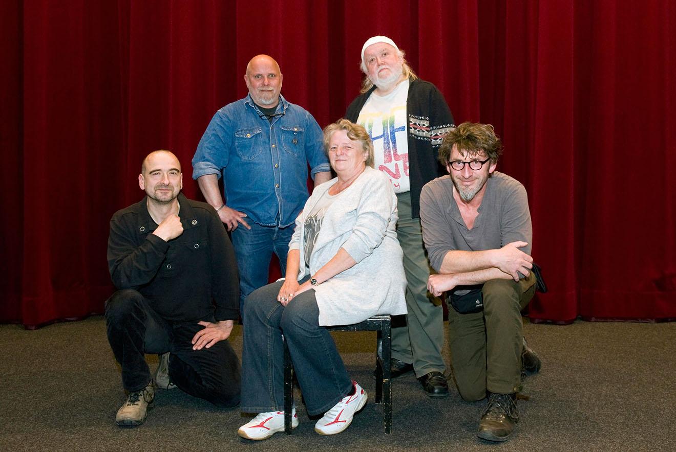 Neuer Vorstand des Theaterherbstes gewählt