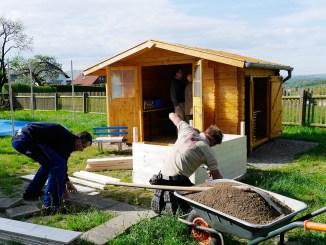 Kindergärten nach Frühjahrsputz in neuem Glanz