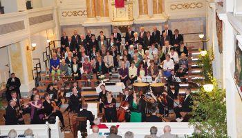 Bach-Kantate zum Gottesdienst in Greizer Stadtkirche aufgeführt