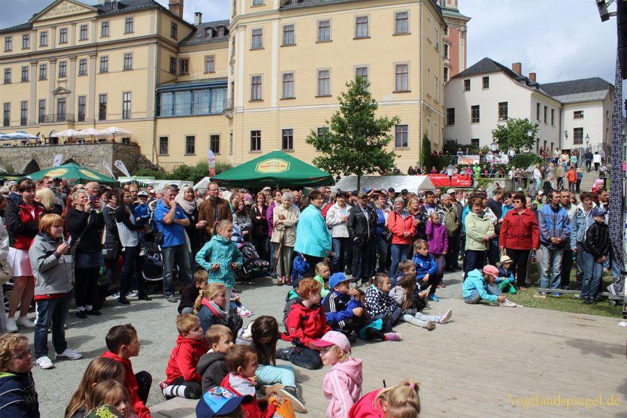 Park- und Schlossfest 2015 in Greiz