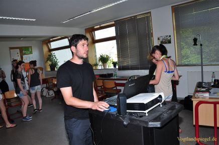 Informativer Schulprojekttag an Pohlitzer Regelschule