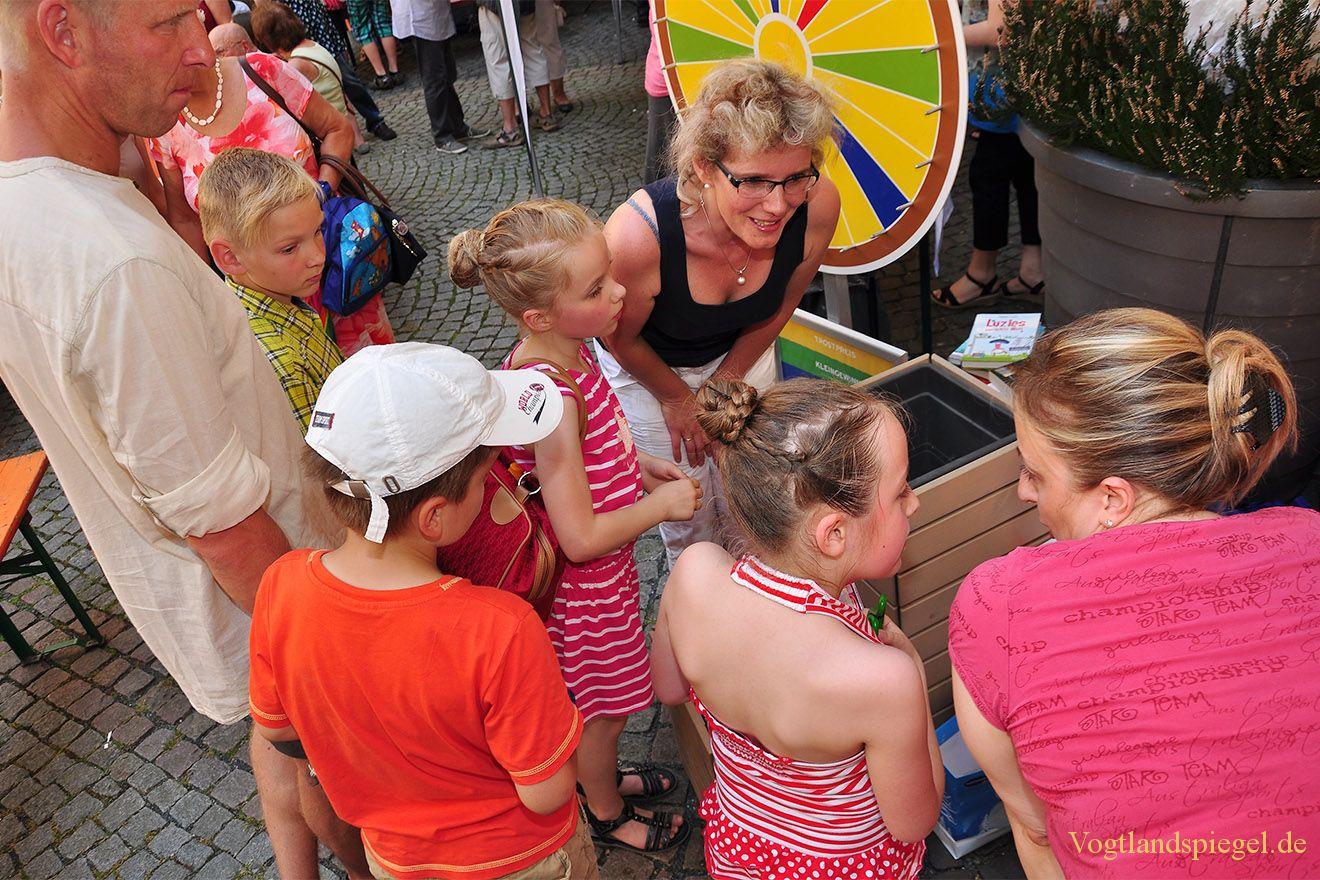 Musikschul-und Familienfest am heißesten Tag des Jahres