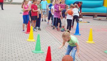 Mit der Kreissportjugend Greiz in die Sommerferienzeit