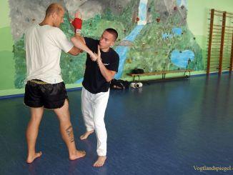 Saisonabschluss mit hochkarätigen Sportdozenten beim 1. Greizer Karate Dojo e.V.