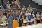 Großer Andrang: Eröffnung der Zweifelderhalle Greiz