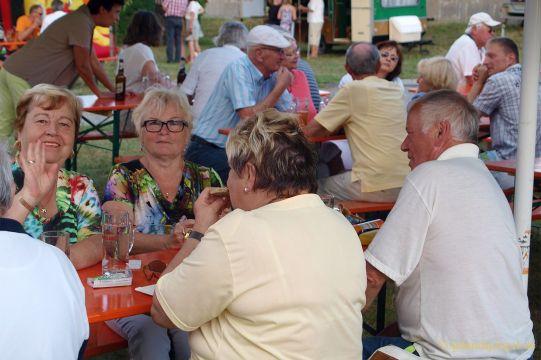 """Sommerfest in Greizer Kleingartenanlage """"Hermann Löns"""""""