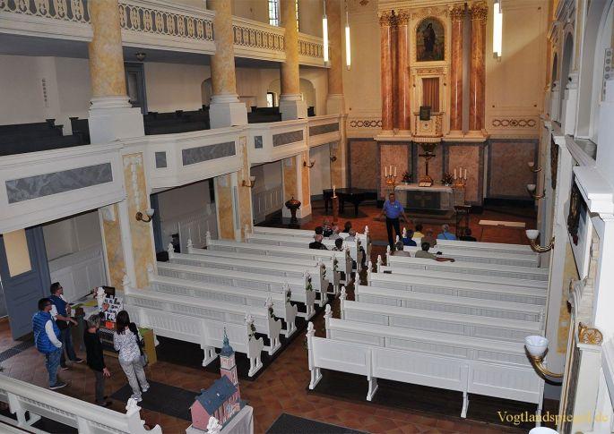 Gewerke rund um die Kirche vorgestellt